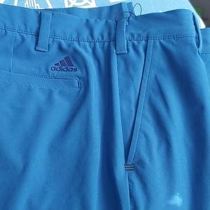 NWT Adidas ultimate blue pants 34x32
